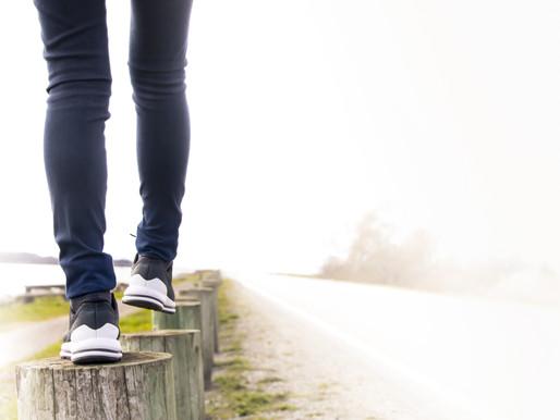 Take A Step Forward Each Day