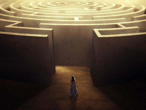 You made it through the maze.  Embrace Your Amazing. It belongs to you.