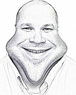 Brandon caricature 2