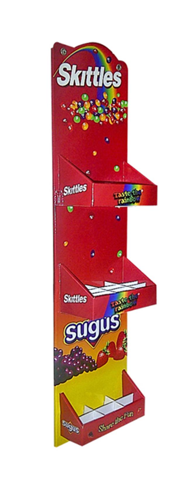 skittles hanging front