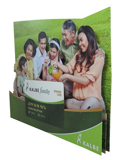 kalbe standee front