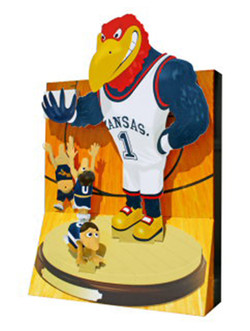 JAYHAWK movie standee