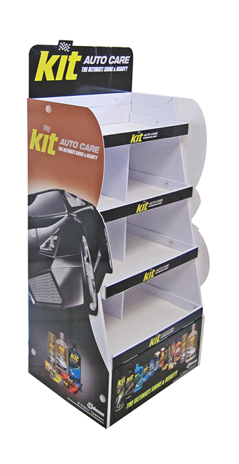 KIT auto care floor front