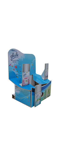 glade tester front