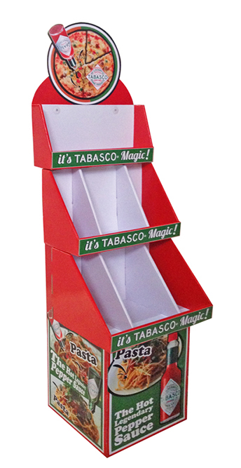 tabasco floor front