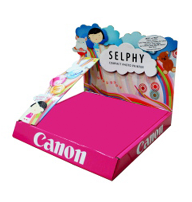 canon selphy counter top front