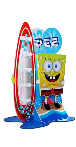 PEZ Sponge Bob side 1