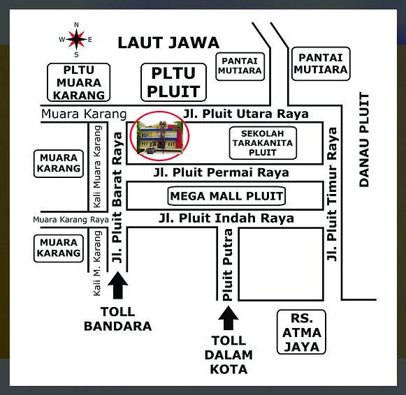 panca's map
