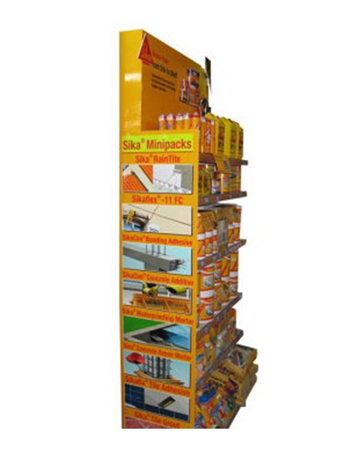 SIKA rack covering