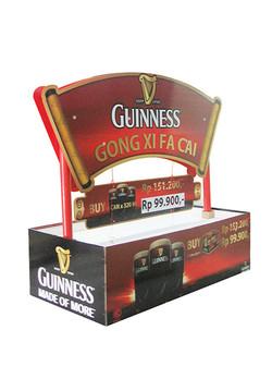 Island Guinness Gong Xi Fa Cai