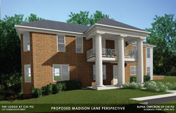 Proposed Madison Lane Perspective