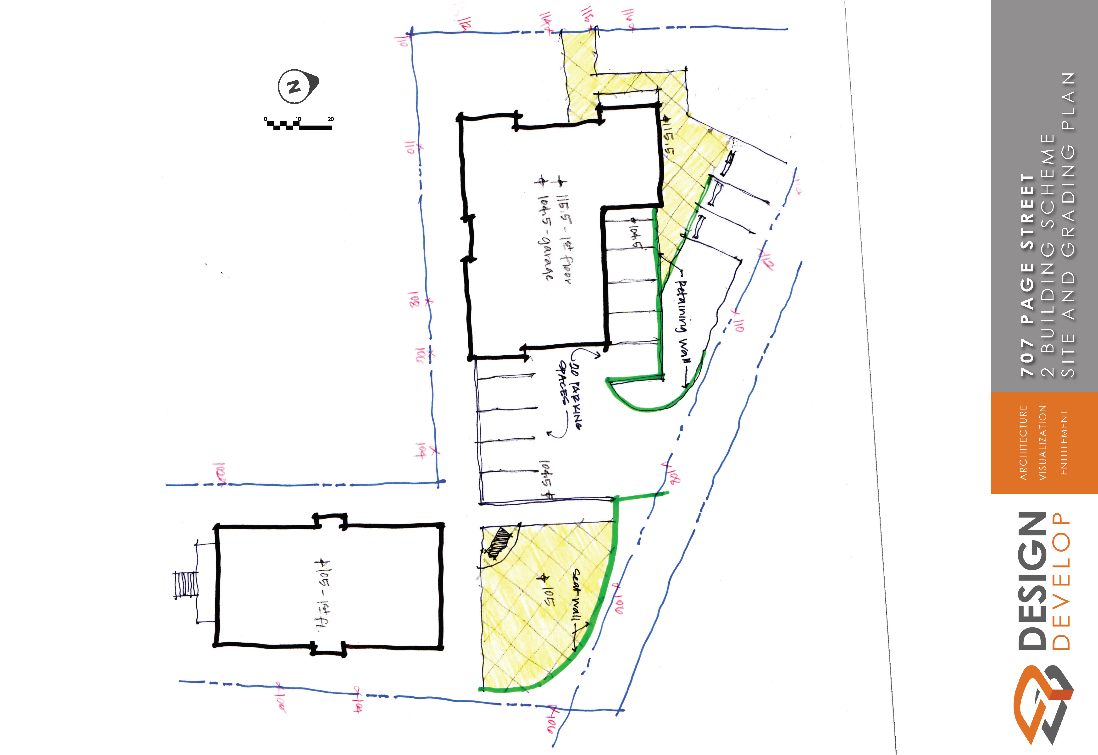 Site and Grading Plan