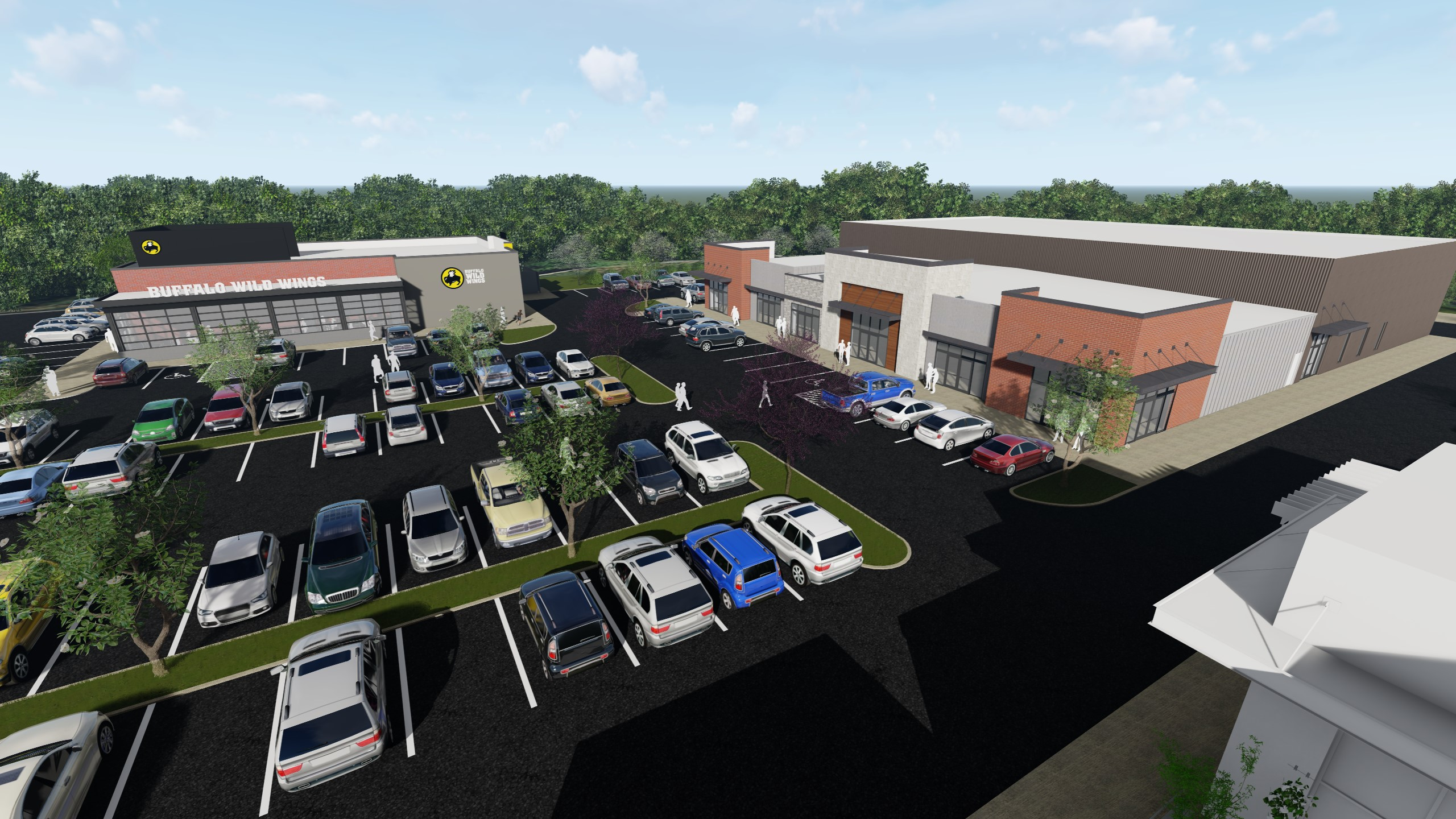 North Town Retail Center | Charlottesville, VA