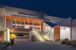 Stonefield Escalator Enclosure | Charlottesville, VA