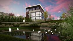 Cascadia Office Building | Charlottesville, VA