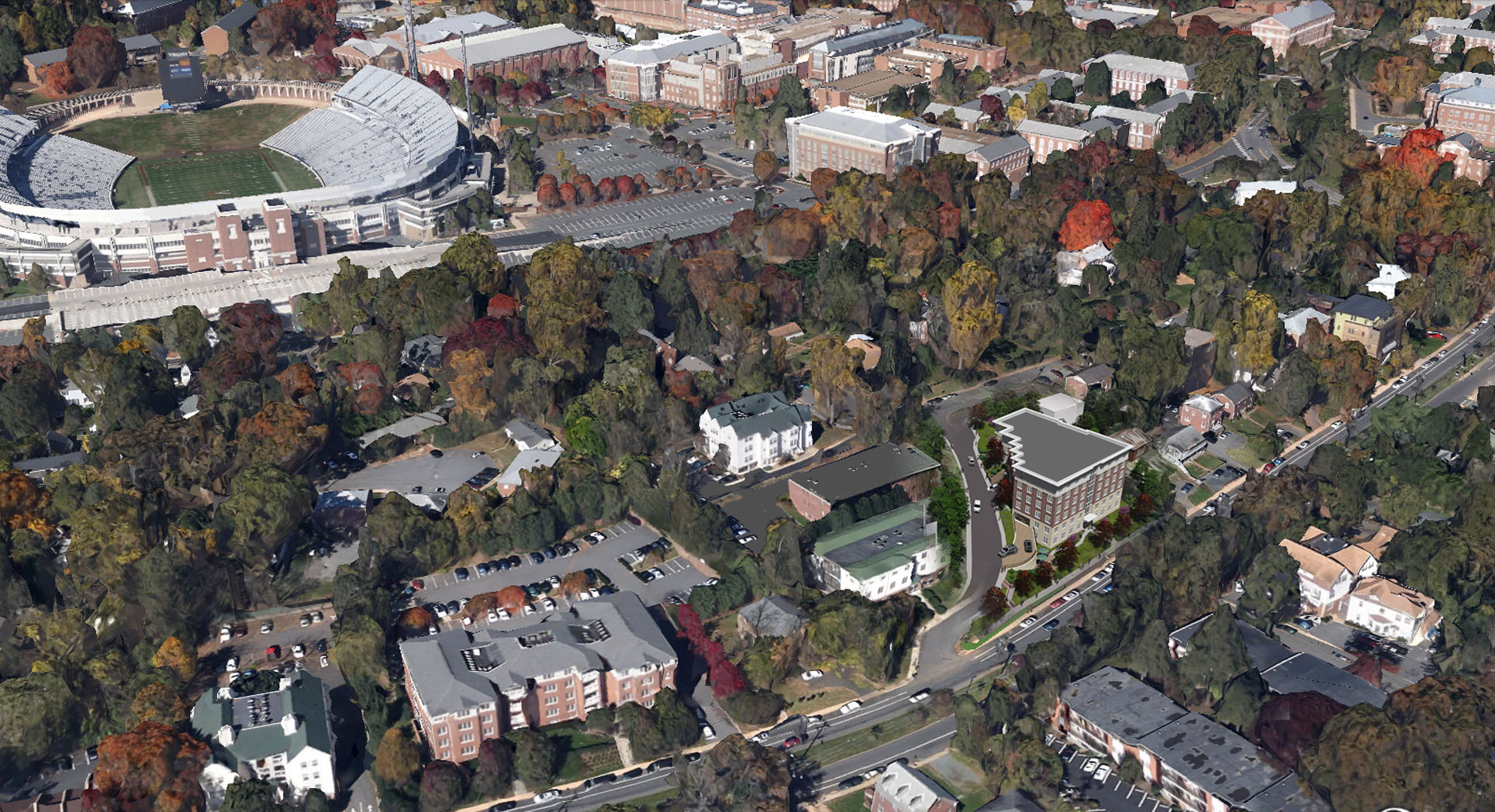 Jefferson Park Avenue   Charlottesville, VA
