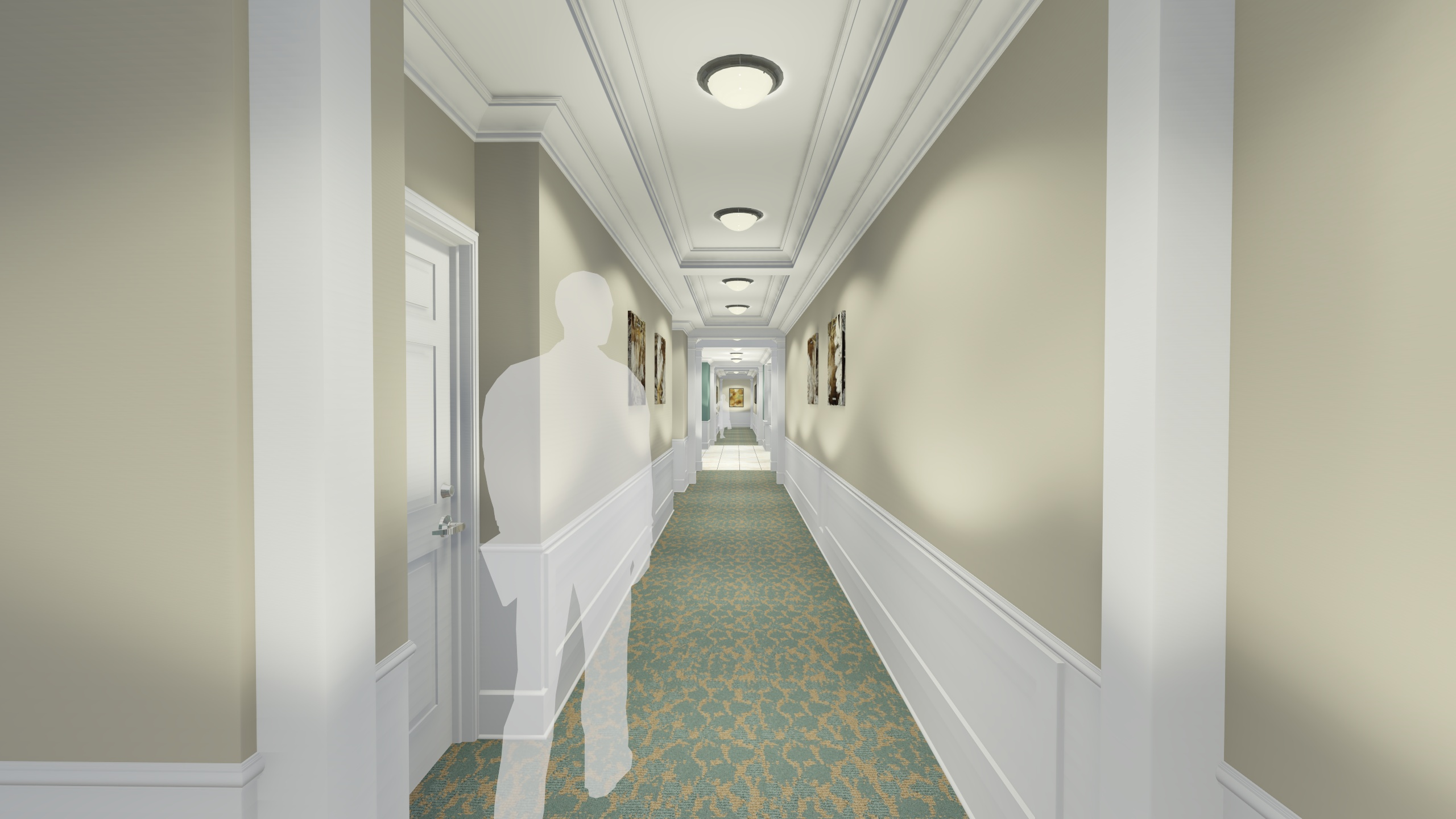 Retirement Community Interiors | Charlottesville, VA
