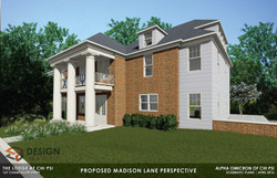 Proposed Madison Lane Perspective (2)