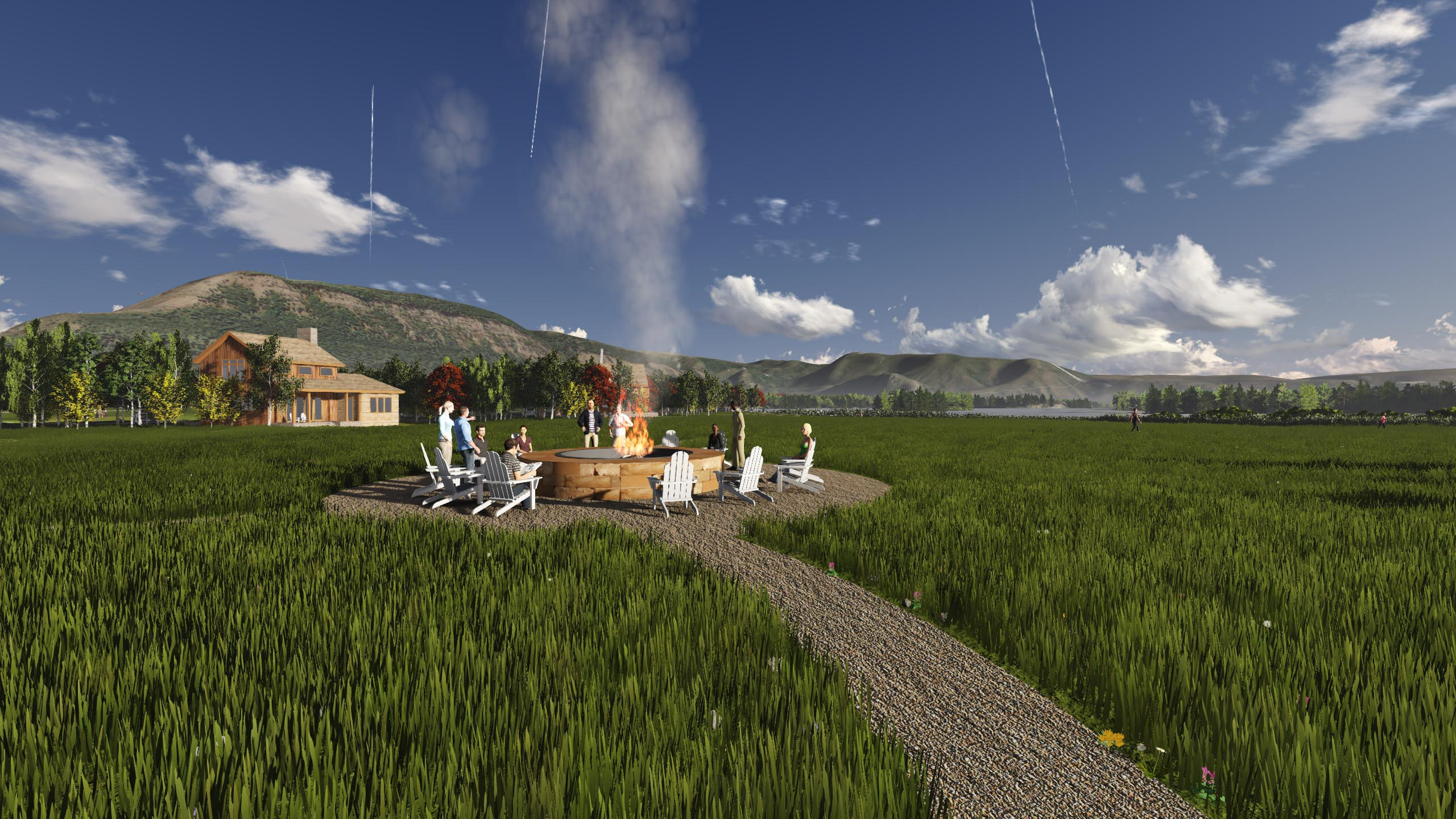 South Fork Lodge | Bonneville County, ID