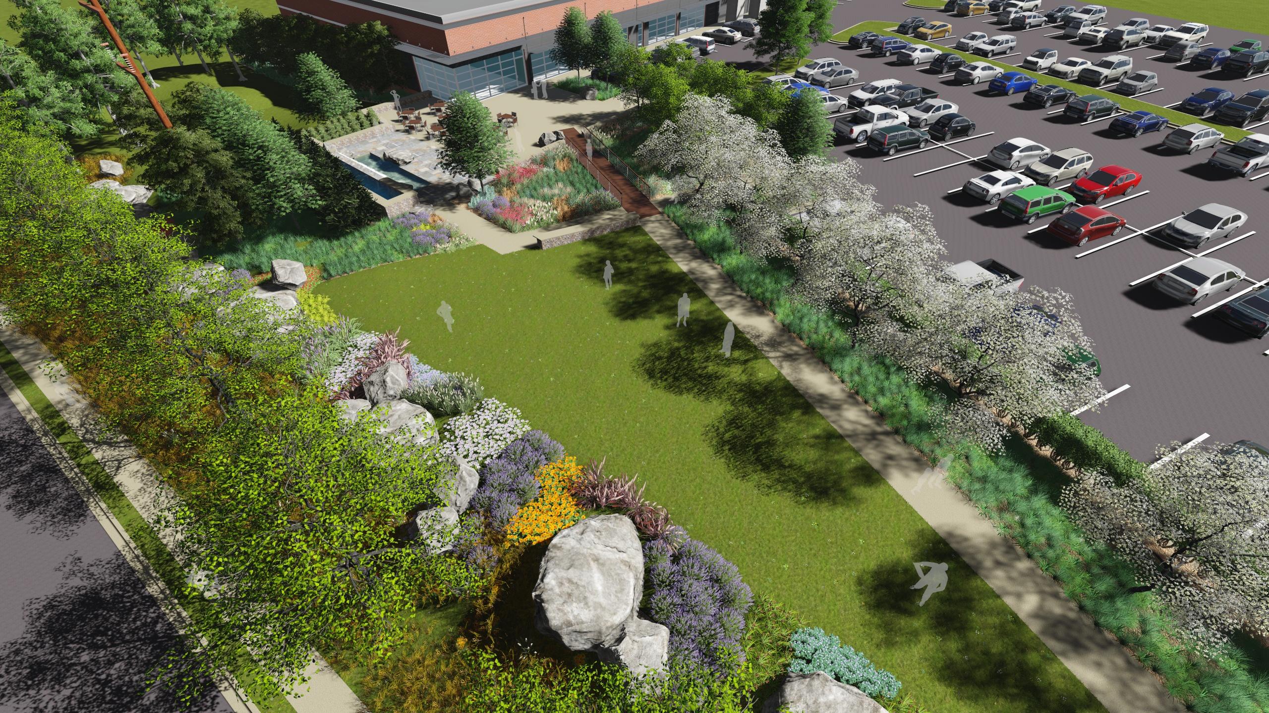 Riverside Center   Charlottesville, VA