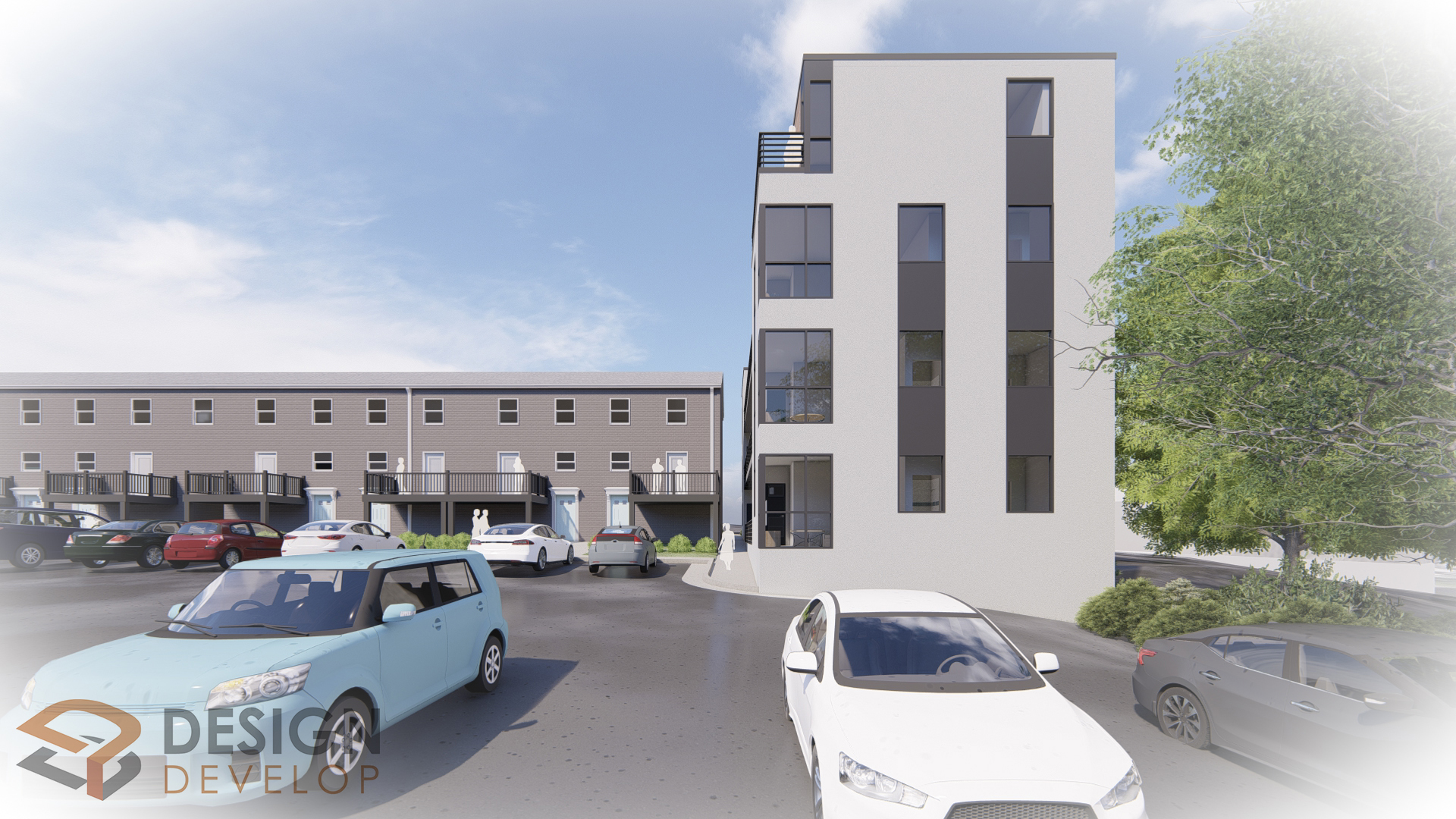 Belmont Affordable Housing | Charlottesville, VA
