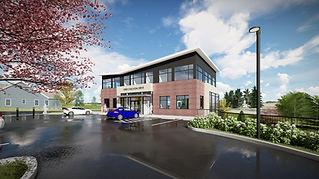 Cascadia Office Building