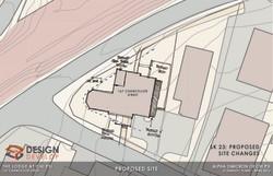 Proposed Site Sketch