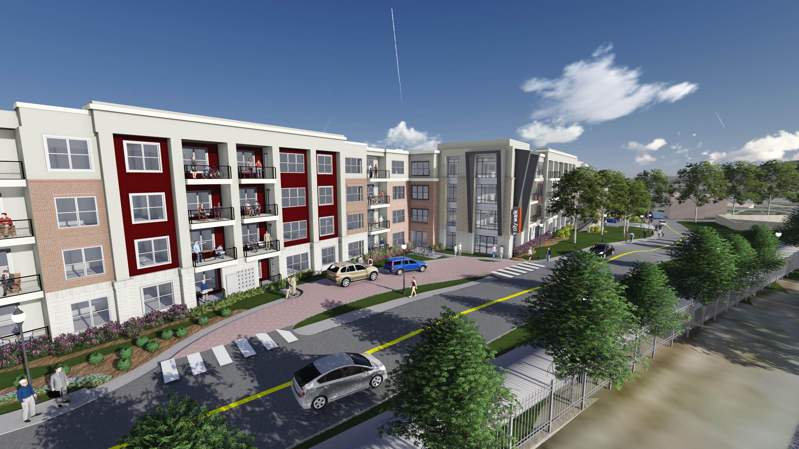 City Walk Apartments | Charlottesville, VA