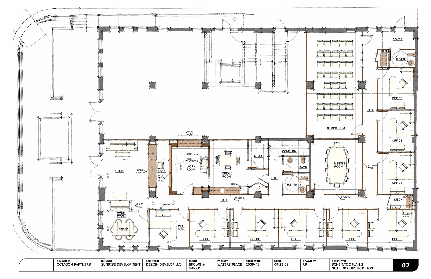 Floor Plans Option 2
