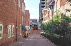 Market Plaza at City Market   Charlottesville, VA