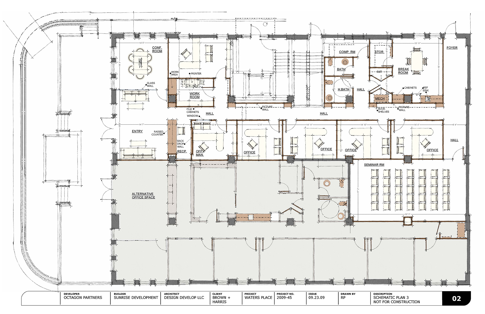Floor Plans Option 3