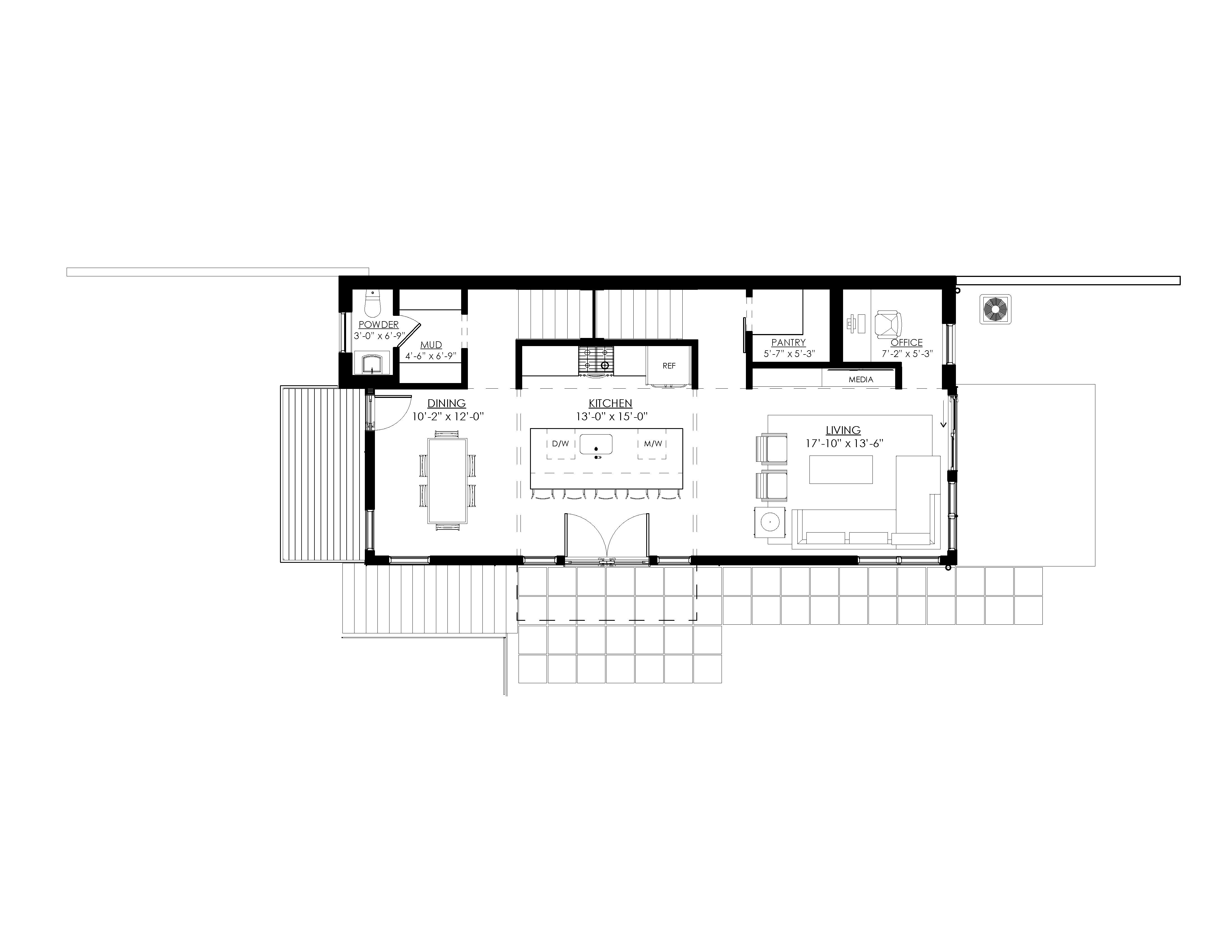 Rialto 1st Floor