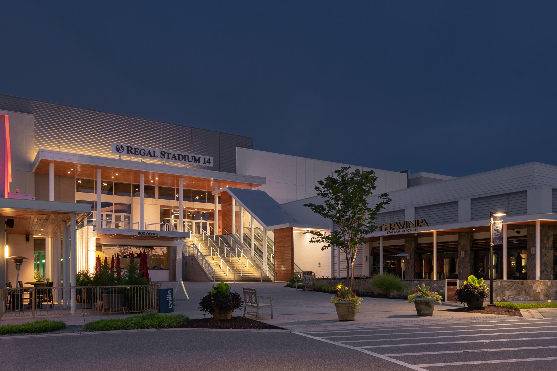 Stonefield Escalator Enclosure   Charlottesville, VA
