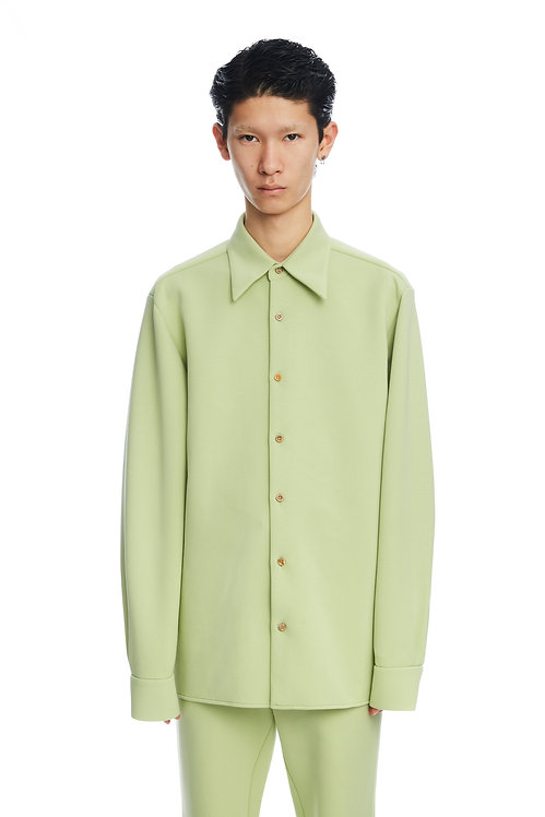 Light Green Soft Shirt