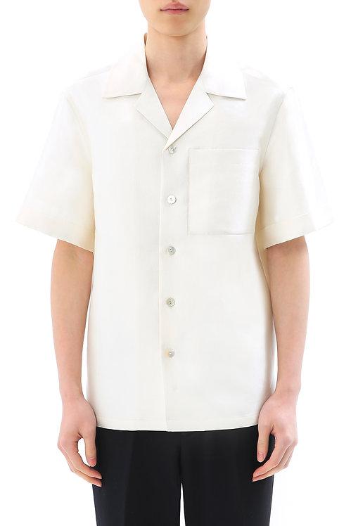 Sunny White Short Sleeve Shirt