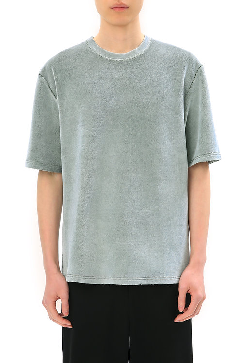 Sliver Green Crewneck T-shirt