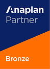 Anaplan Bronze Tier badge Partner DIGITA
