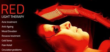 Red Light Therapy Anti-aging