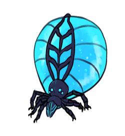Tick Monster Design