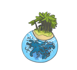 Floating Island Design
