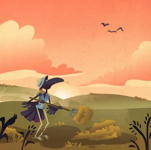 Farmer Crow