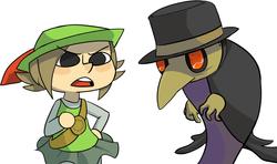 Character Dialog Art