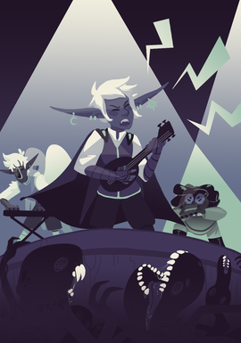 Monster concert