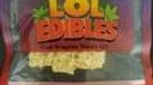 LOL EDIBLES Rice Krispies Treats