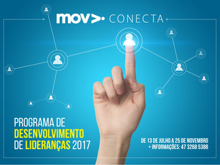 MOV lança edição 2017 do programa de desenvolvimento de lideranças