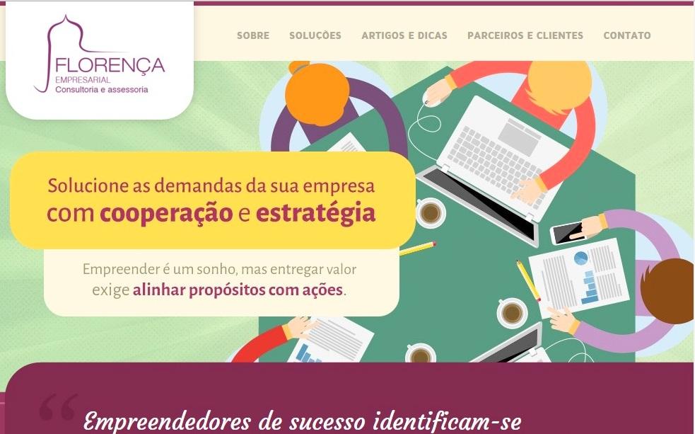 Site - produção de conteúdo