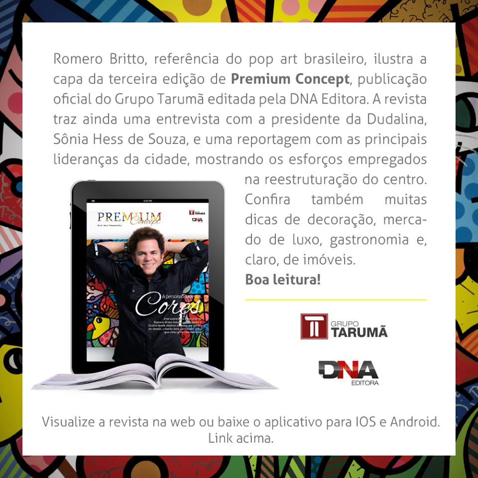 Revista - projeto e edição