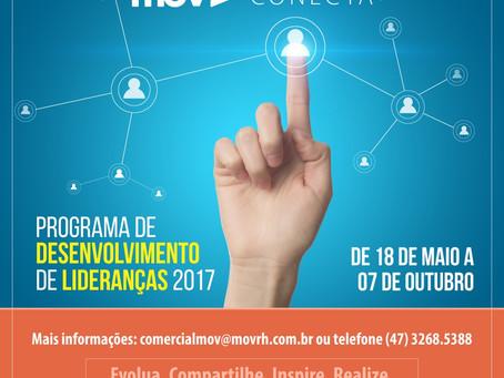 MOV lança MOV Conecta - Programa de Desenvolvimento de Lideranças
