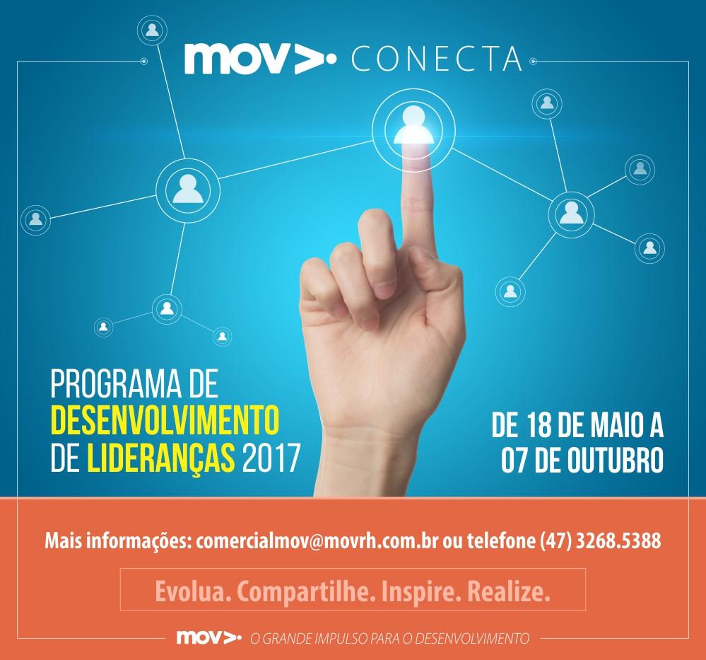 MOV Conecta - Lideranças
