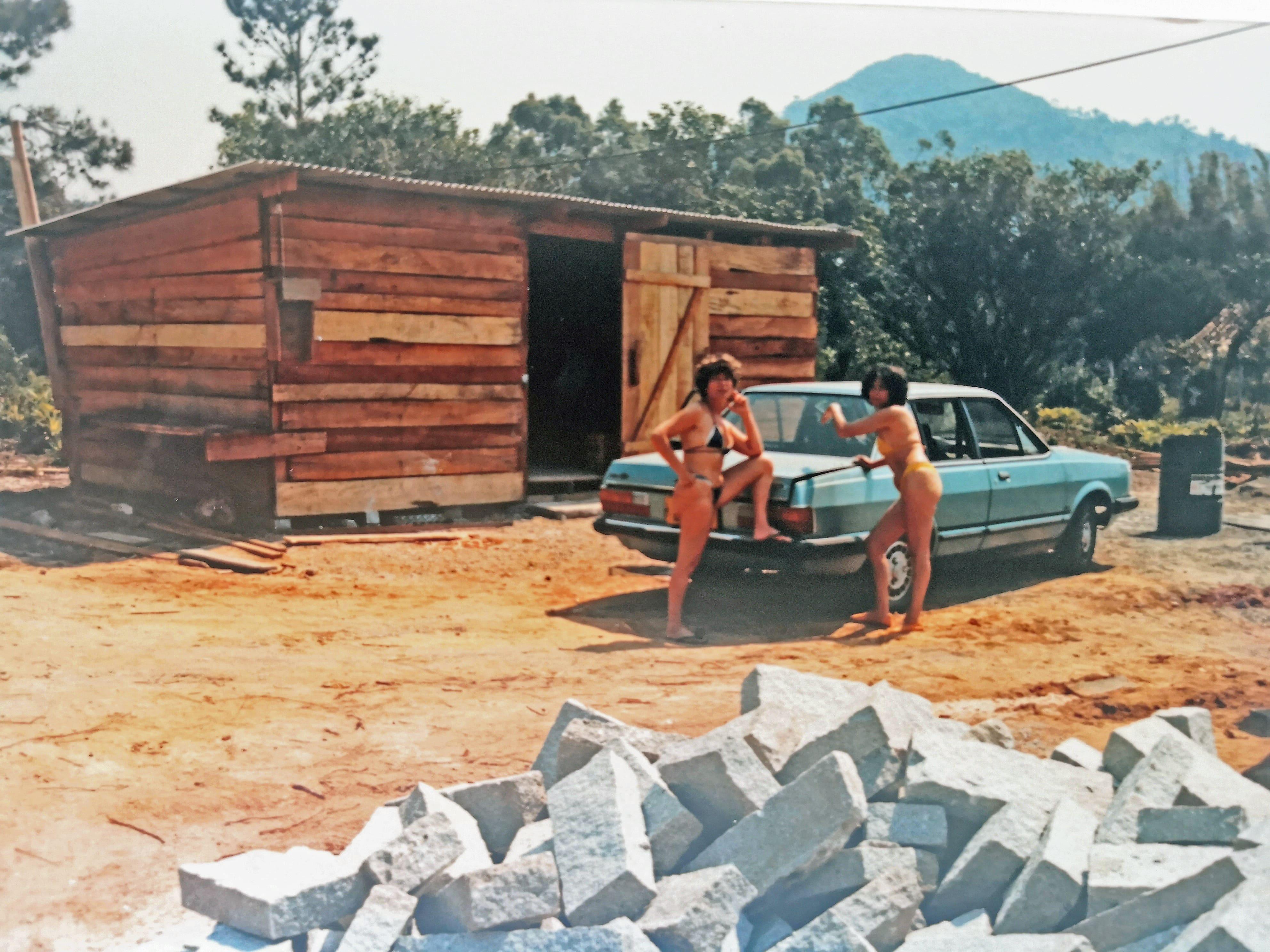 INÍCIO DAS OBRAS EM 1986